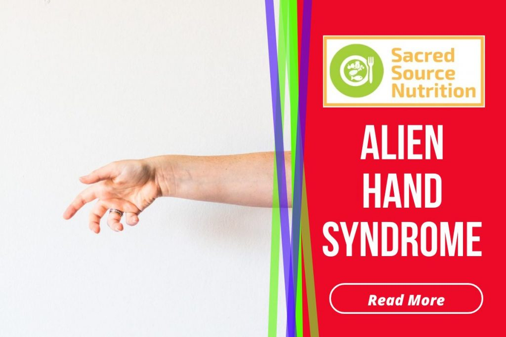 alien hand syndrome (AHS) causes symptoms treatment