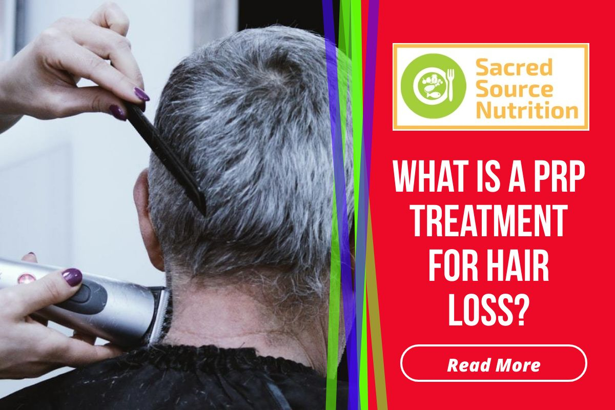 What is PRP treatment for hair loss